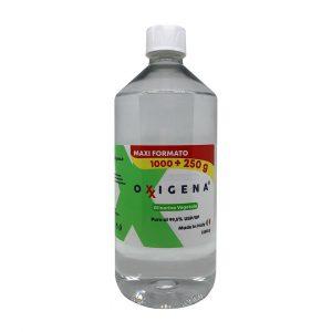 Glicerina Vegetale 1000 ml (1250g) (Glicerolo) Purezza Farmaceutica Certificata USP/EP