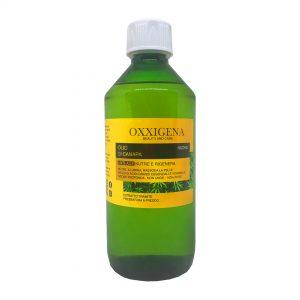 Olio di Canapa 100% Puro – 500 ml – Vegan – Senza OGM