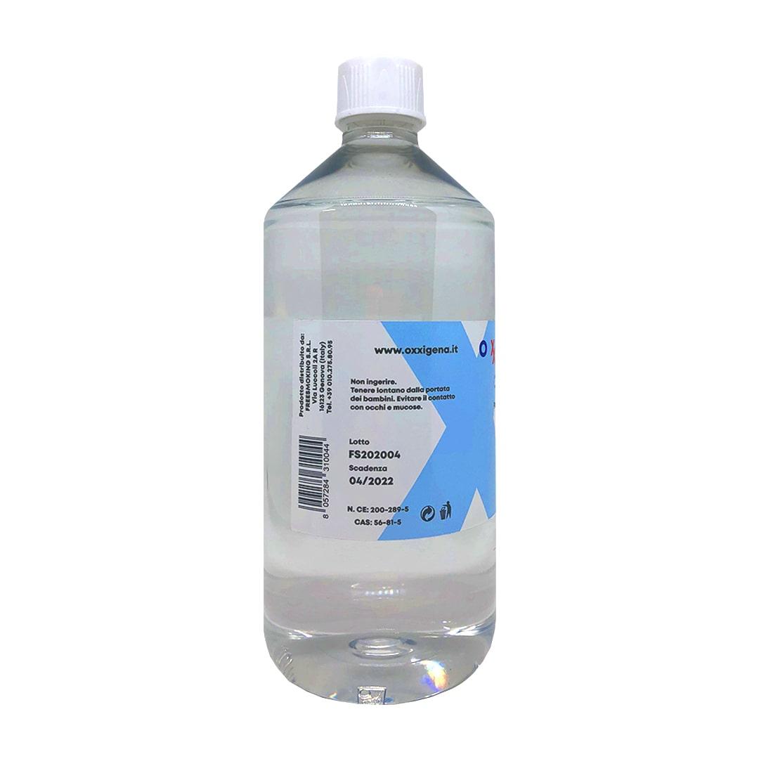 Glicerina Vegetale 1L (1000ml) + Glicole Propilenico 1L (1000ml) Purezza Farmaceutica Certificata USP/EP